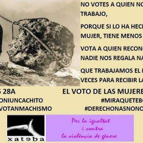 CAMPAÑA XATEBA ELECCIONES 28A