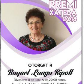 PREMIO XATEBA 2018